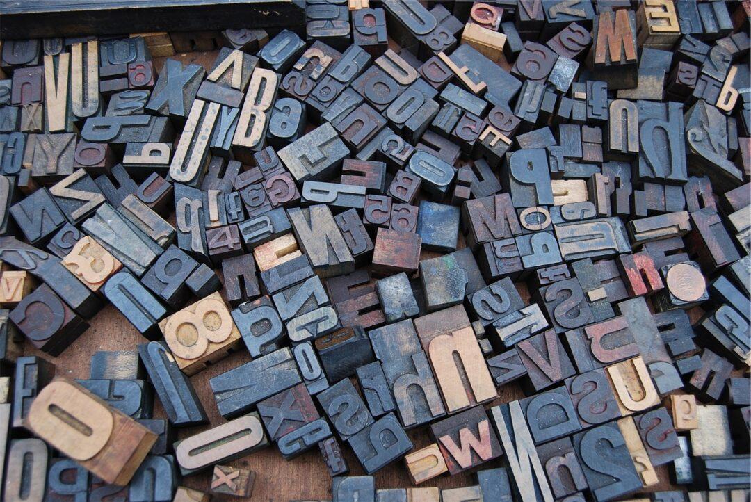 Las tipografías más usadas en 2016