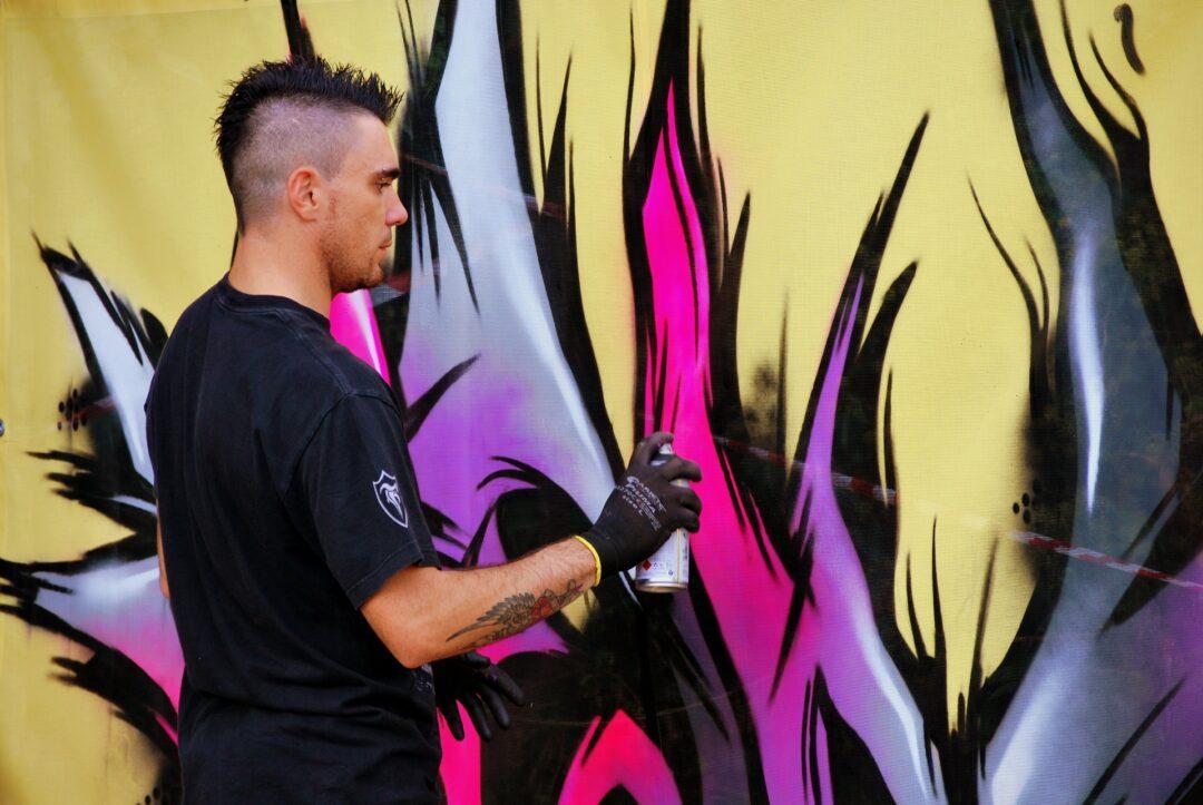 El arte del graffiti