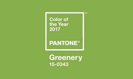 Greenery, color de 2017
