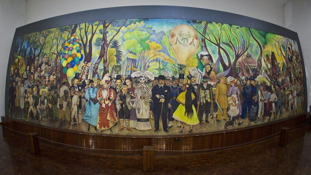 muralismo mexicano mural