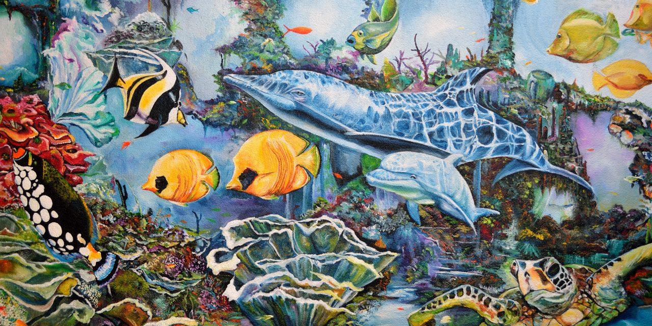 Muralismo y arte mural graphmania verticalpop for El mural de mosaicos