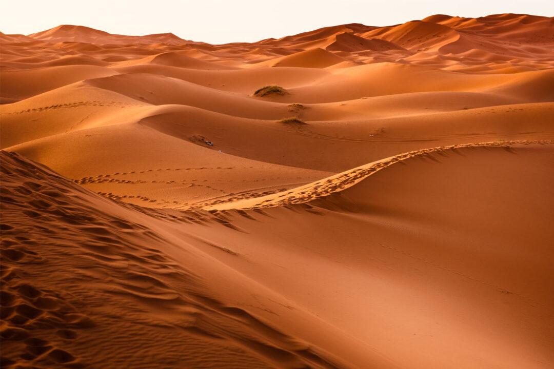 Consejos para fotografiar el desierto