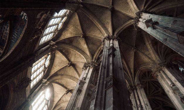 Hacer fotos en iglesias y catedrales
