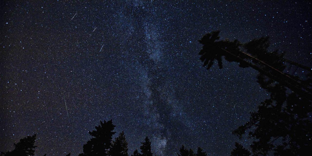 Una noche para fotografiar las Perseidas