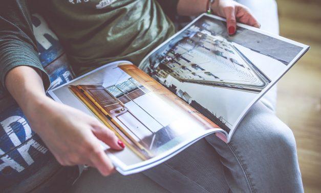 Cuenta tu historia: crea tu revista o catálogo