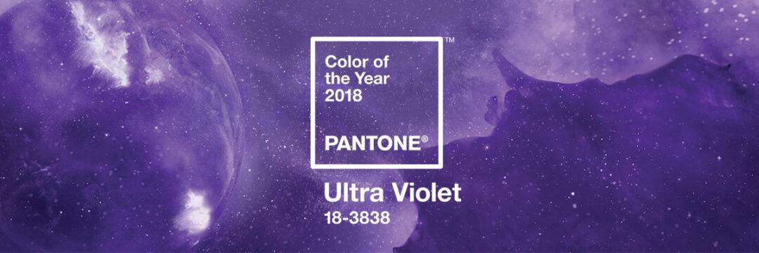 Ultra violet: Color de 2018