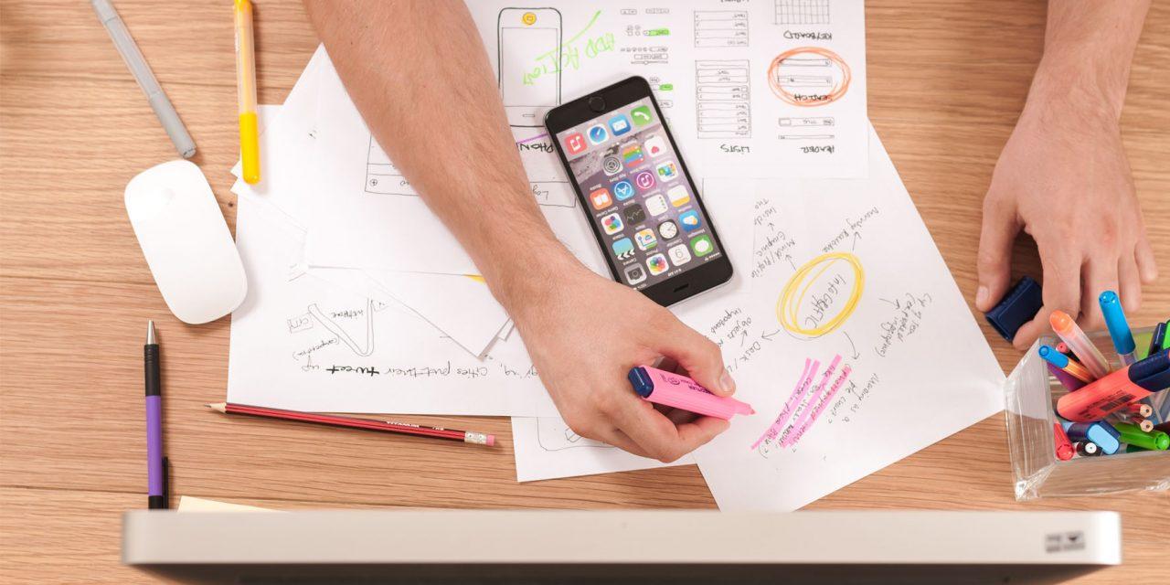 Cinco tendencias en diseño web para 2018