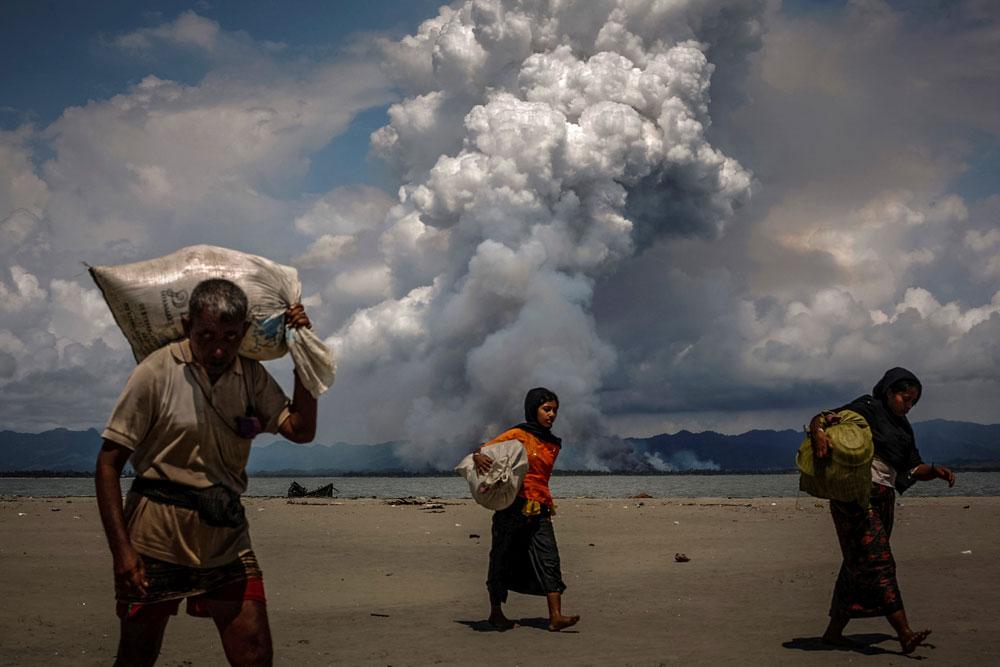 El Pulitzer 2018 de fotografía narra la crisis humanitaria de rohingyá