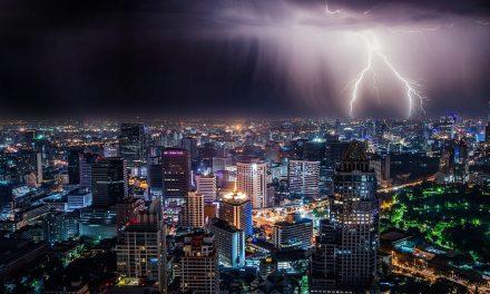 Fotografiar relámpagos y tormentas