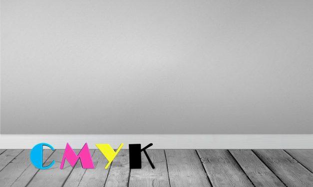 ¿Qué es el CMYK y cómo se usa en las imprentas?