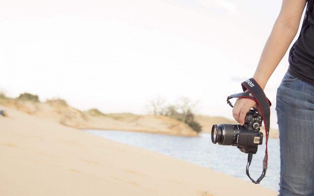 alquilar equipos fotograficos