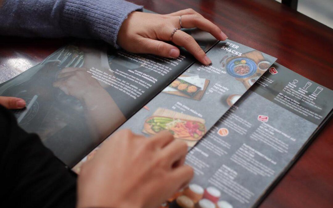 El diseño de folletos eficaces